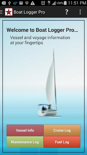 Boat Logger Pro