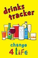 Screenshot of Change4Life drinks tracker