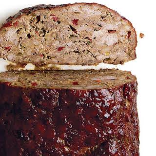 Spicy Southwestern Meatloaf.