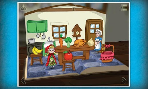 Grimm's Red Riding Hood- screenshot thumbnail
