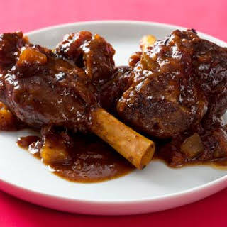 Indian-Style Lamb Shanks.