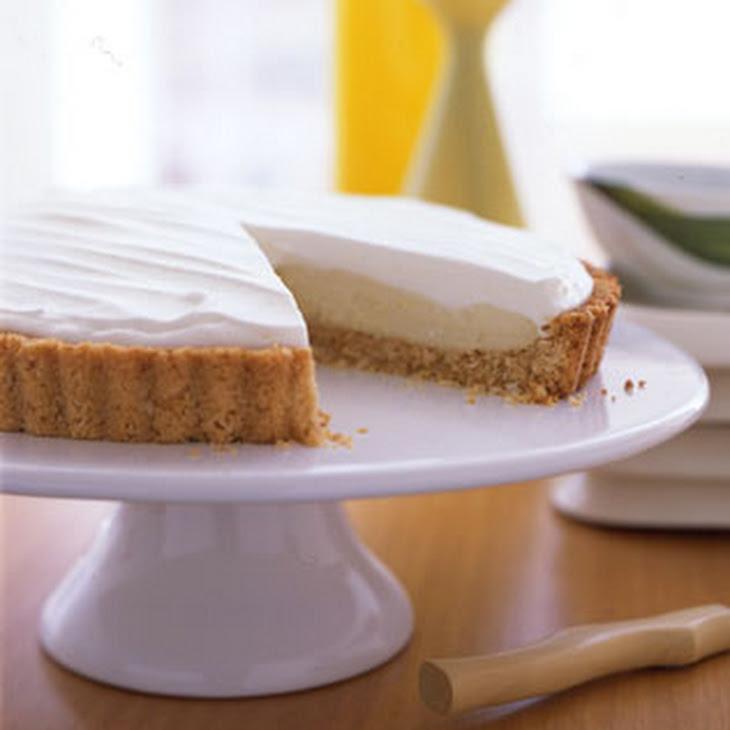 Coconut Cream Tart Recipe