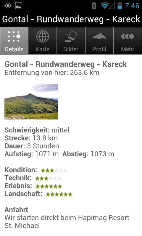 Salzburger Lungau - screenshot