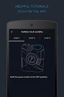 Screenshot of AXON Mobile