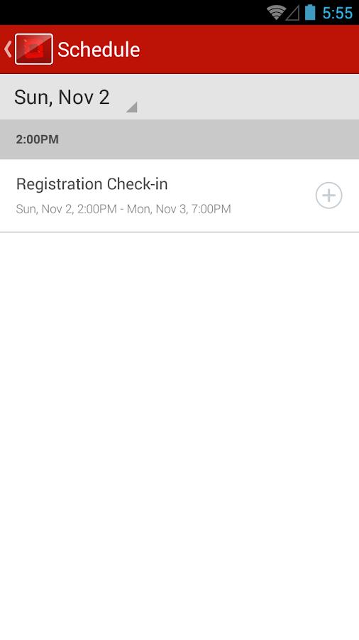 OpenStack Summit - screenshot