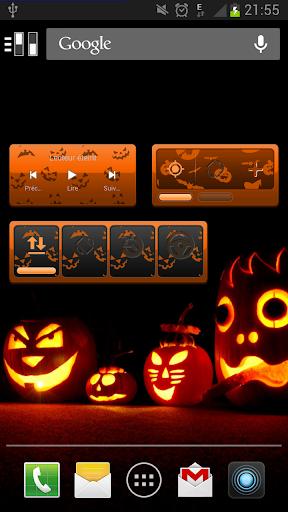 Halloween skins gX Switches