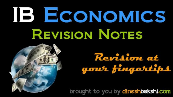 IB Economics - screenshot thumbnail