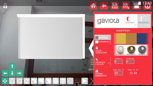 Simulador Gaviota Simbac