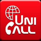 유니콜 00700 3천원무료 국제전화카드 UniCall icon