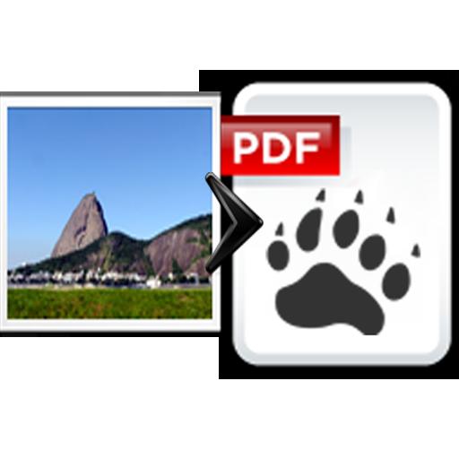 Image to PDF Converter Demo LOGO-APP點子