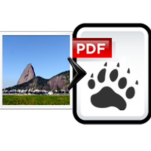 Image to PDF Converter Demo 商業 App LOGO-硬是要APP