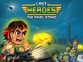 Screenshot of Last Heroes - The Final Stand