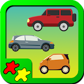 Kids Puzzles: Cars