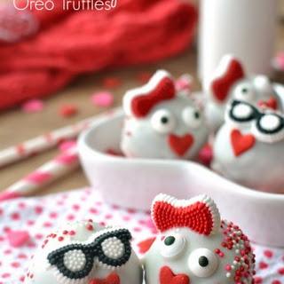 Love Bug Oreo Truffles