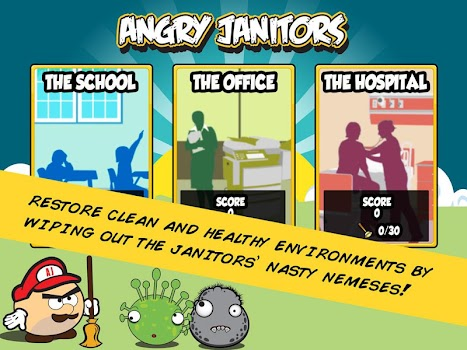 Angry Janitors