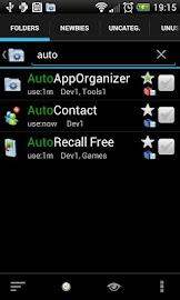 Auto App Organizer free Screenshot 2