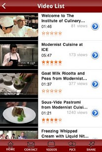 ICE Culinary- screenshot thumbnail
