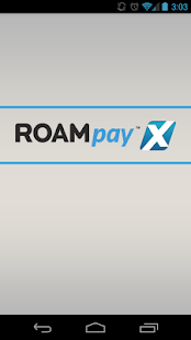 ROAMpay™ X4 - screenshot thumbnail