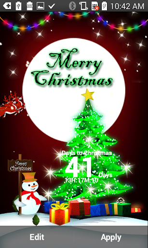 Merry Christmas wallpaper 2015
