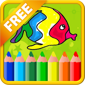 Learn Coloring - Kids Paint  1.81   Logo