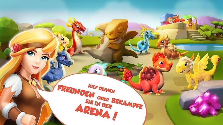 android Dragon Mania Legends Screenshot 10