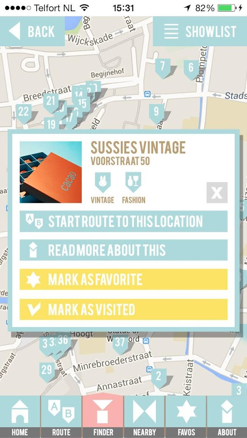 Puha Shop Route - screenshot