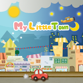 My Little Town Live wallpaper