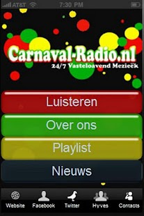 Carnaval Radio - screenshot thumbnail