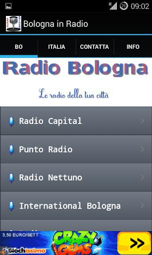 Bologna in Radio