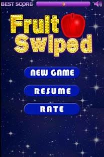 Fruit Swiped
