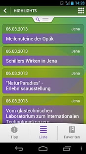 ImpulsRegion – Miniaturansicht des Screenshots