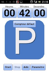 Parking Alerte screenshot 0