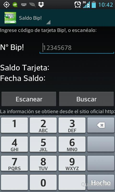 TransantiagoMaster- screenshot