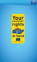 Screenshot of Your Passenger Rights