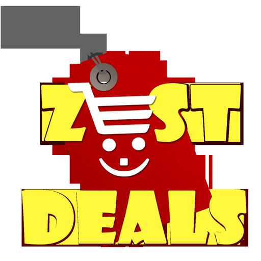 Zest Deals LOGO-APP點子