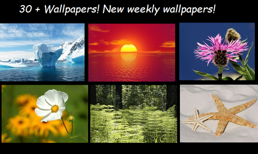 Nature Wallpapers Pro