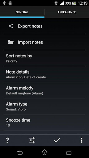 【免費生產應用App】Notes Widget Reminder KEY-APP點子