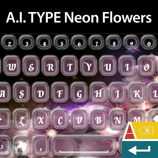 一. 我. 类型Neon花 個人化 App LOGO-APP試玩