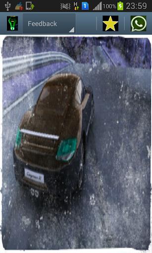 【免費娛樂App】Ghost Car 3D-APP點子