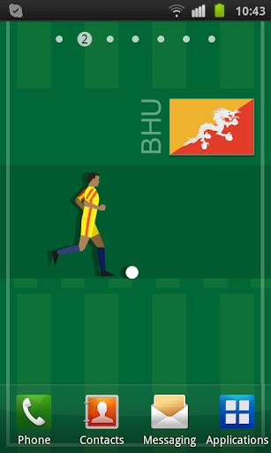Bhutan Soccer LWP