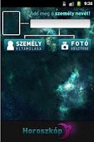 Screenshot of Horoszkop