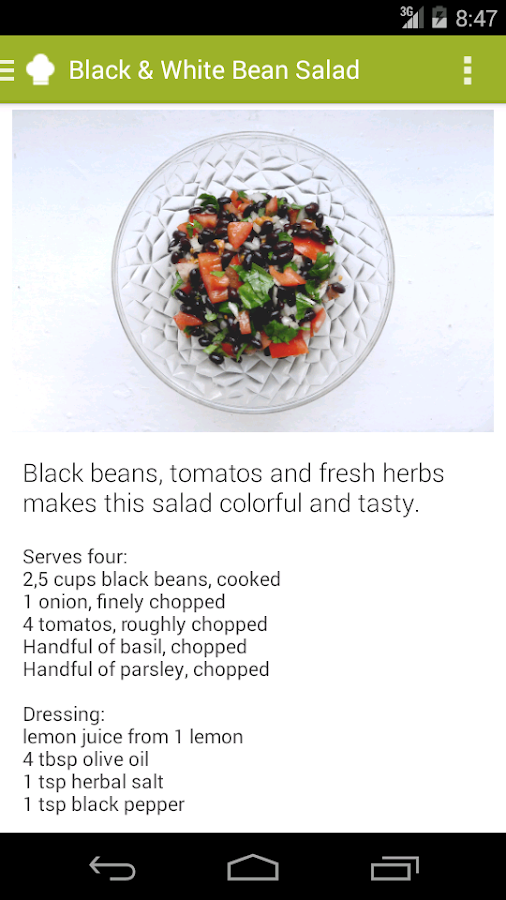 Vegify: Vegan Recipes- screenshot