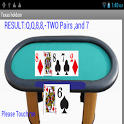 Texas hold 'em icon