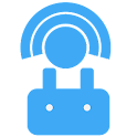 Automatic tethering wireless icon