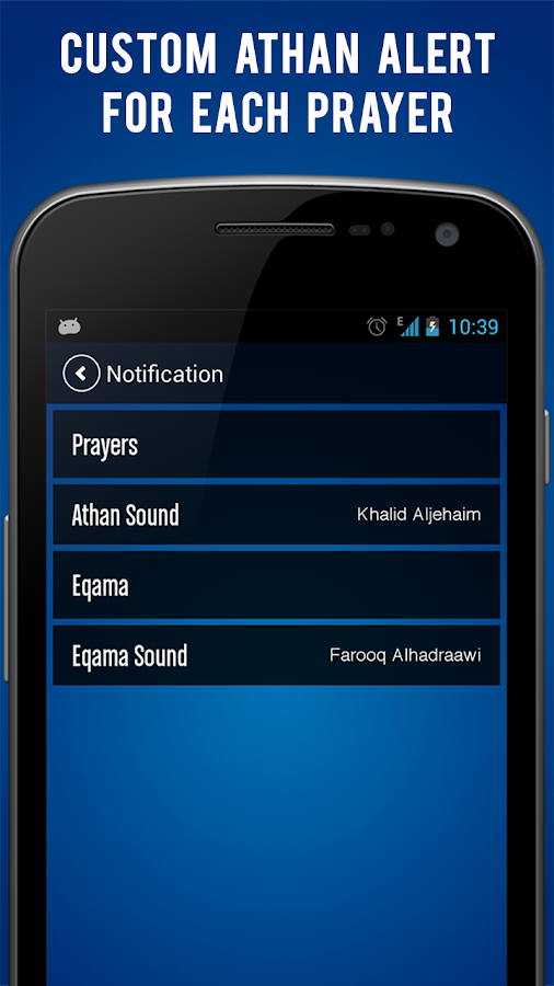 Kuwait Prayer Times- screenshot