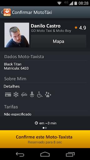 玩免費交通運輸APP 下載Go MotoTaxi & MotoBoy app不用錢 硬是要APP