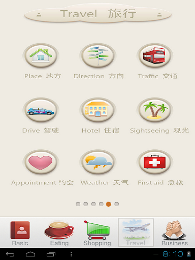 【免費教育App】LearningChinese-APP點子