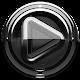 Poweramp skin Black Glas delux v1.33