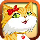 Catie the Cat - Dress Up icon