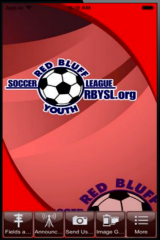Red Bluff Youth Soccer League